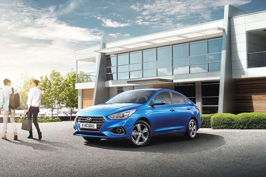 Bảng giá xe Hyundai Accent 2019 lăn bánh - Accent có gì để đấu với Kia Soluto?