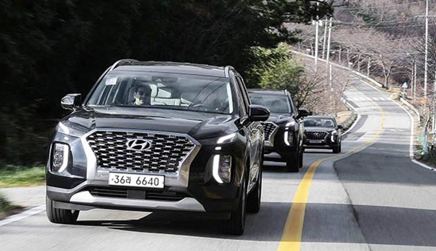 Hyundai Palisade tại Việt Nam được đại lý nhận đặt cọc trước, giá từ 2 tỷ VNĐ