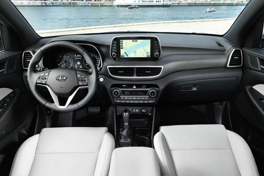 Hyundai Tucson 2020 với cập nhật về màu sơn ngoại thất và các tính năng tiêu chuẩn